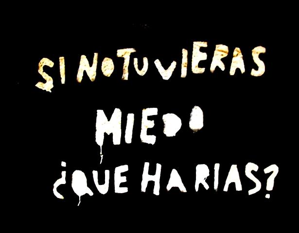 El poder del miedo.- José Luis Sanpedro