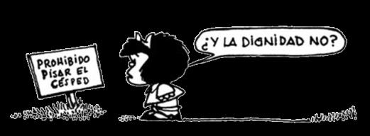 mafalda-yla-dignidad